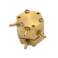 Valvă comandă pneumatică circuit apă