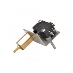 Întretupător electric cu comandă pneumatică